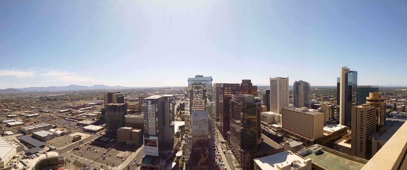 Panorama von Phoenix