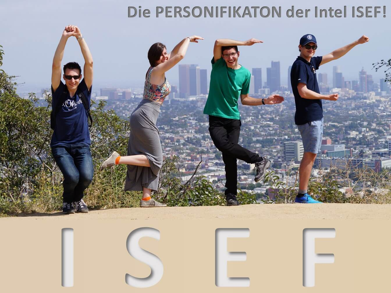 Personifikation ISEF