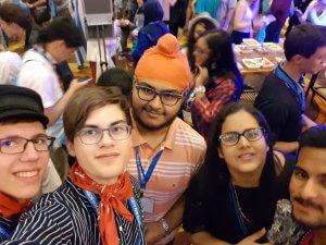 #Selfie India